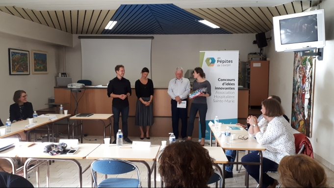 Prix Pépite AHSM 2018